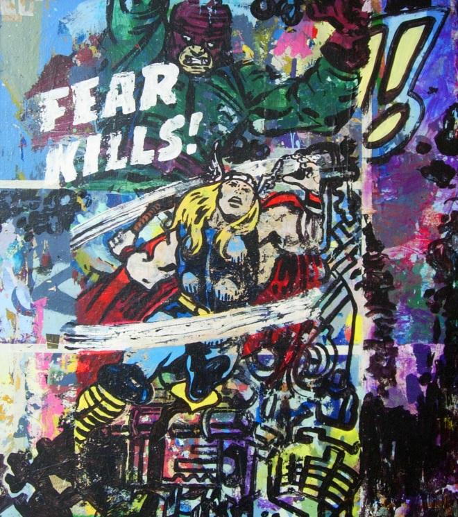 Fear Kills! (sold)